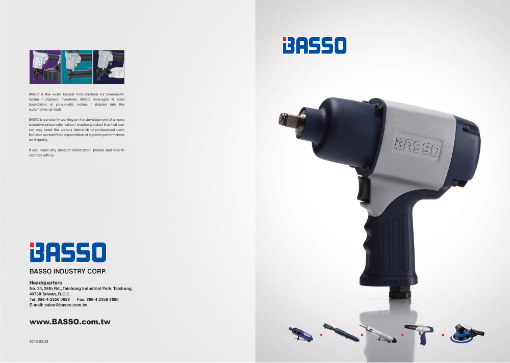 Catalog design for BASSO