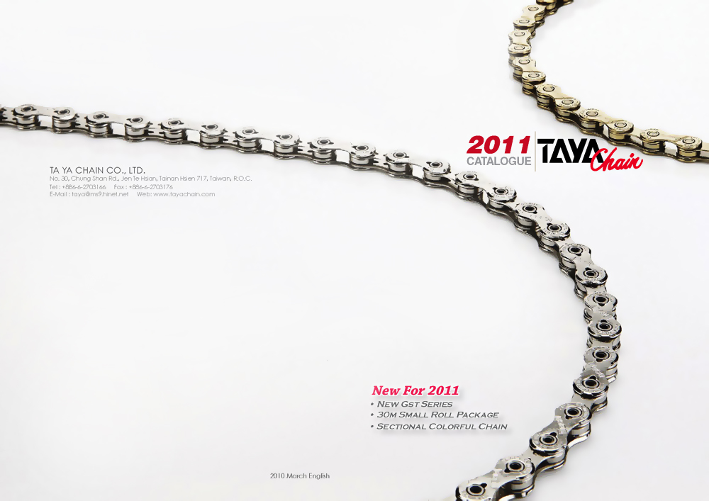 Catalog design for TAYA